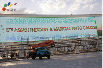Shenzhen gifted cool photo - Turkmenistan project