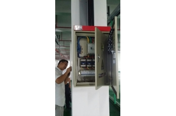 洲明惠州LED顯示屏事業部新工廠--車間測試配電項目