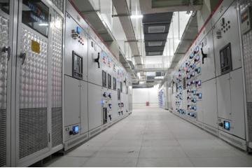 低壓系統智能配電自動控制箱柜