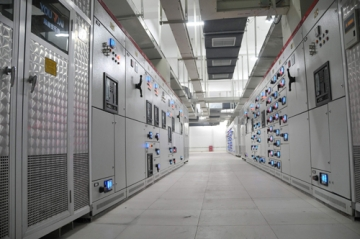 Low voltage distribution system