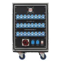 Aeronautical mobile distribution box
