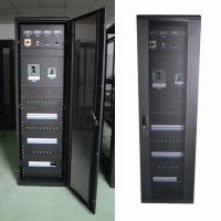 Column head intelligent power distribution cabinet